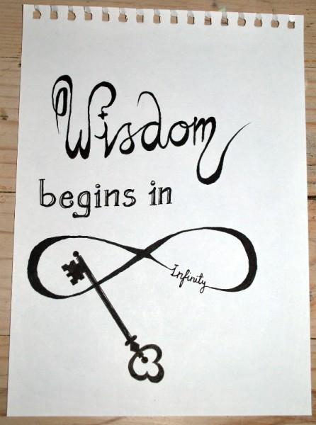 wisdom-infinity